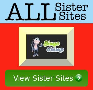 Bingo Chimp sister sites