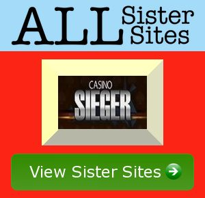 Casino Sieger sister sites