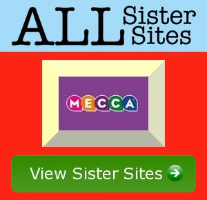 Mecca Bingo sister sites