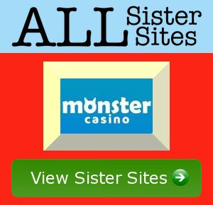 Monster Casino sister sites