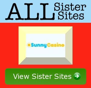Sunny Casino sister sites